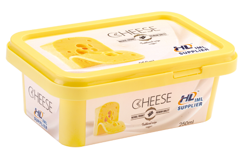 250ml cheese box&container