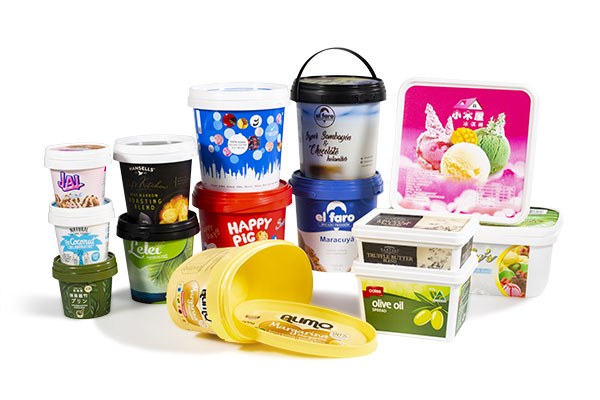 Iml Plastic Dairy Food Packaging In China